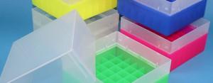 Kryoboxen Kunststoff