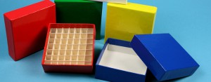 Cryoboîtes en Carton