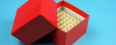 Nanu Cryoboxes 76x76 mm +grid