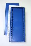 Obi Cryobox 50 / 50 divider, blue, height 35 mm fix