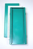 Obi Cryo Box 50 (PS) / 50 grid, green, height 35 mm fix