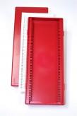 Obi Cryo Box 50 (PS) / 50 grid, red, height 35 mm fix
