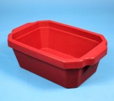 Thorbi insulated container / Without lid, content 4 litres red